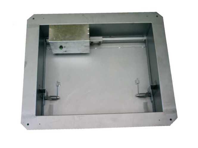 Клапан АЗЕН-2 90` 200*150 ЭМ-220В НО